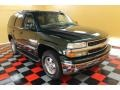 Forest Green Metallic 2002 Chevrolet Tahoe Gallery