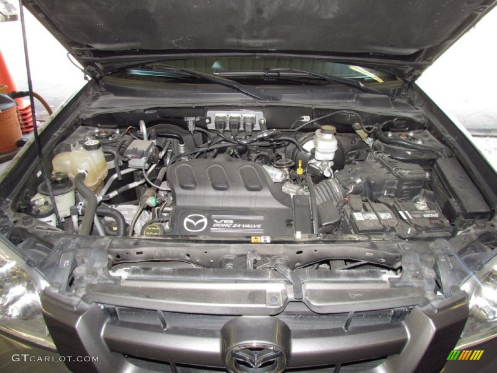 Mazda 3 0 V6 Engine Diagram Fule  Mazda Tribute Engine Oem