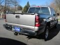 2006 Graystone Metallic Chevrolet Silverado 1500 LT Extended Cab 4x4  photo #3