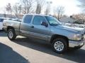 2006 Graystone Metallic Chevrolet Silverado 1500 LT Extended Cab 4x4  photo #4