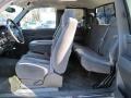 Dark Charcoal Interior Photo for 2006 Chevrolet Silverado 1500 #51414238