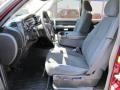 Ebony Interior Photo for 2008 Chevrolet Silverado 1500 #51416618
