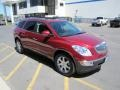 2008 Red Jewel Buick Enclave CXL AWD  photo #37