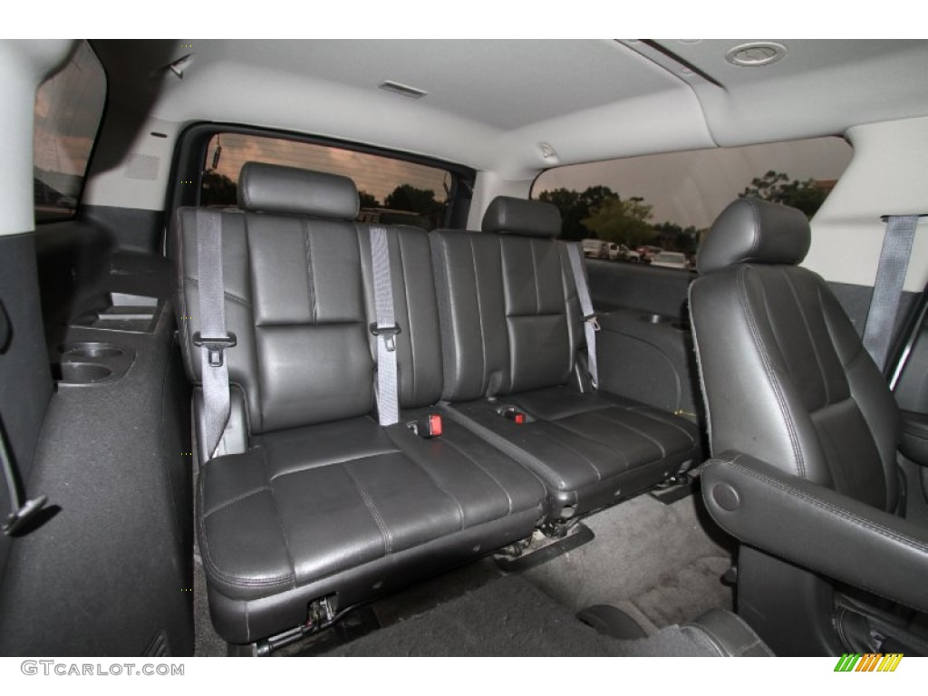 2009 GMC Yukon XL Denali Interior Photo #51419508