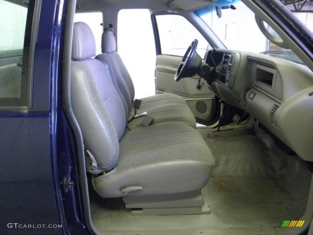 1999 Chevrolet Silverado 2500 Extended Cab 4x4 Interior Photos