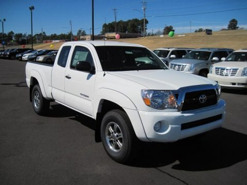 2011 toyota tacoma sr5 prerunner access cab data info and specs. Black Bedroom Furniture Sets. Home Design Ideas