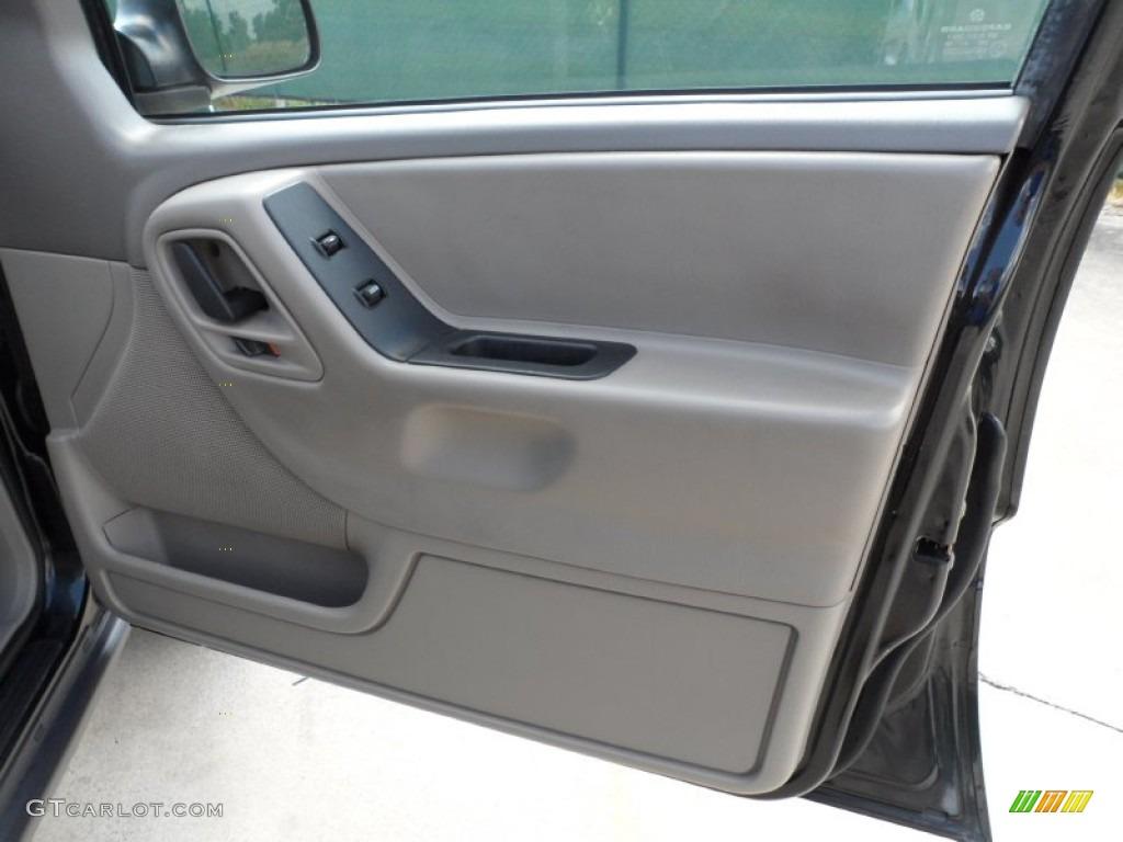 2004 Jeep Grand Cherokee Laredo Taupe Door Panel Photo 51432957