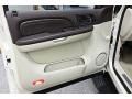 Cocoa/Very Light Linen Door Panel Photo for 2008 Cadillac Escalade #51437649