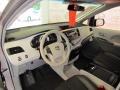 2011 Silver Sky Metallic Toyota Sienna SE  photo #12