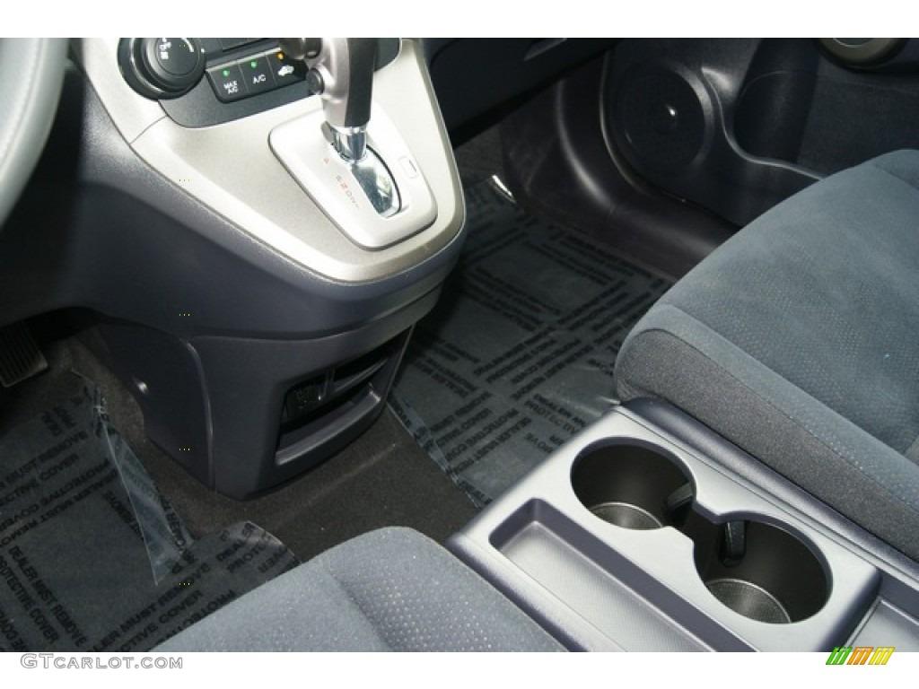 2011 CR-V SE 4WD - Polished Metal Metallic / Black photo #12