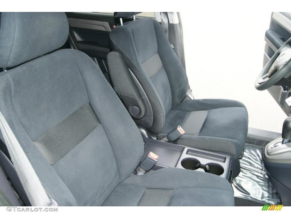 2011 CR-V SE 4WD - Polished Metal Metallic / Black photo #13