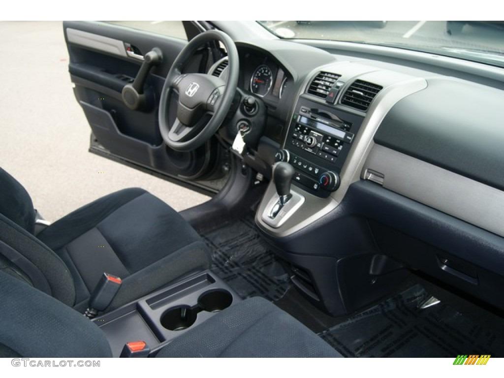 2011 CR-V SE 4WD - Polished Metal Metallic / Black photo #14