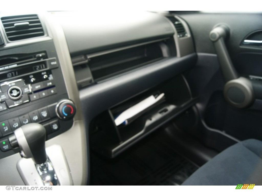 2011 CR-V SE 4WD - Polished Metal Metallic / Black photo #30
