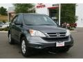 2011 Polished Metal Metallic Honda CR-V SE 4WD  photo #34