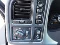 Gray/Dark Charcoal Controls Photo for 2004 Chevrolet Tahoe #51453102