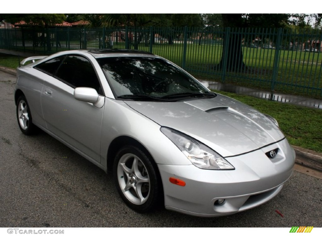 liquid silver 2001 toyota celica gt s exterior photo. Black Bedroom Furniture Sets. Home Design Ideas
