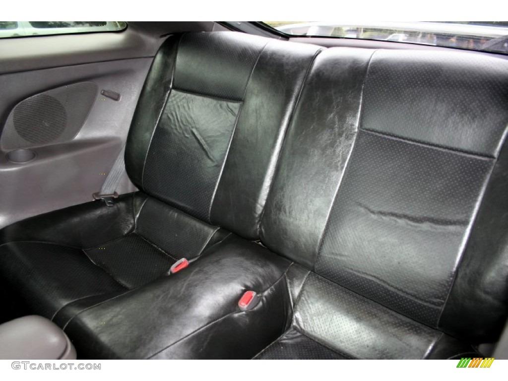 Black Interior 2001 Toyota Celica GT S Photo 51466539