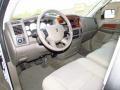 2006 Dodge Ram 3500 Khaki Interior Prime Interior Photo