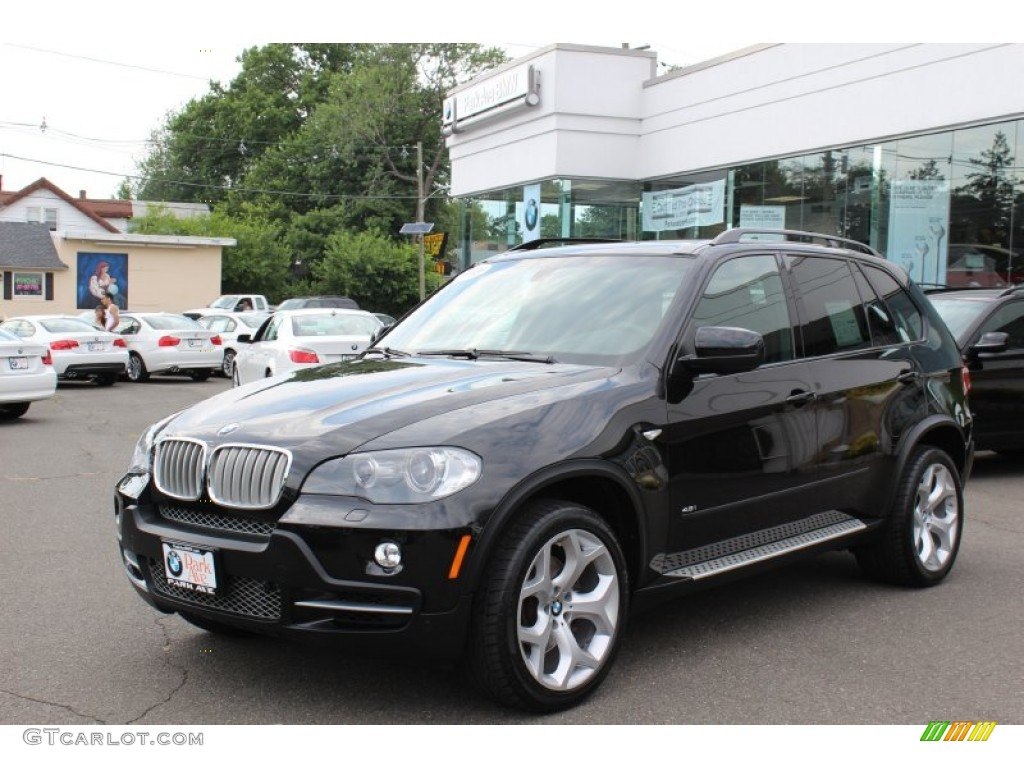 2008 jet black bmw x5 51478803 car color galleries. Black Bedroom Furniture Sets. Home Design Ideas