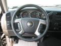 2011 Black Chevrolet Silverado 1500 LT Crew Cab  photo #10