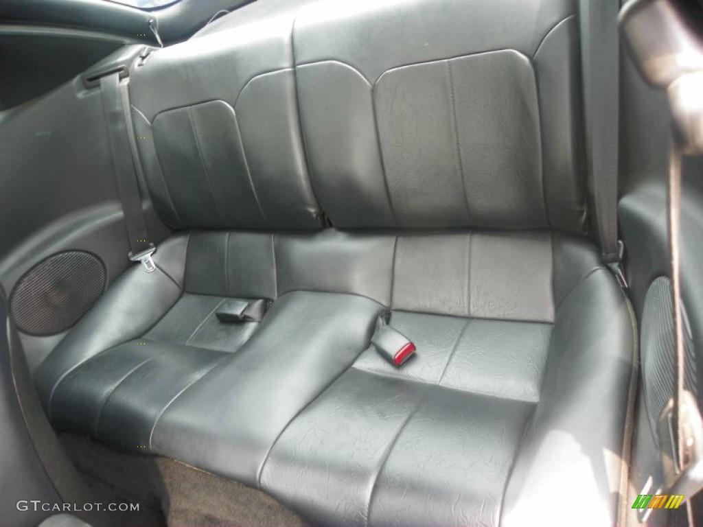 1999 Mitsubishi Eclipse Gs >> 2001 Mitsubishi Eclipse GT Coupe interior Photo #51489439