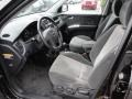 2005 Sportage LX Black Interior