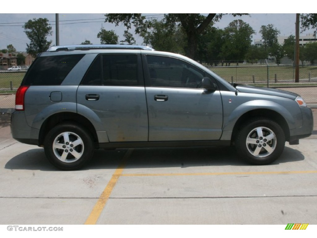 storm gray 2006 saturn vue standard vue model exterior. Black Bedroom Furniture Sets. Home Design Ideas
