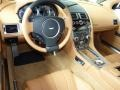Dashboard of 2012 Virage Coupe