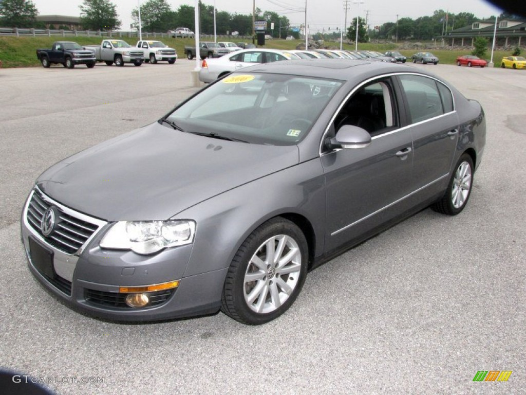 wheat beige 2006 volkswagen passat 3 6 sedan exterior. Black Bedroom Furniture Sets. Home Design Ideas