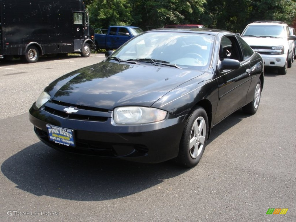 2005 chevrolet cavalier ls coupe black color graphite gray. Cars Review. Best American Auto & Cars Review