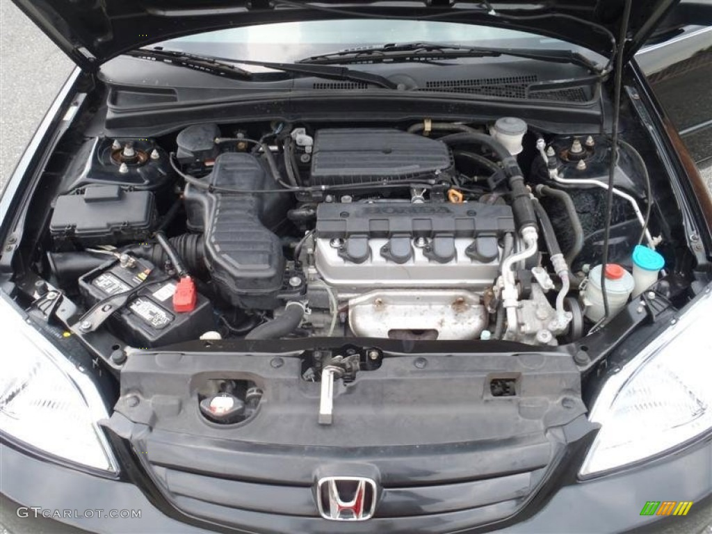 Honda Civic 1.7 Engine Spec 2003 Honda Civic lx Sedan 1.7