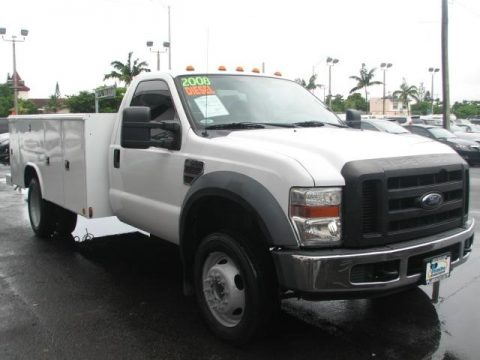 2008 ford f450 super duty xl regular cab 4x4 dually commerical data info and specs. Black Bedroom Furniture Sets. Home Design Ideas