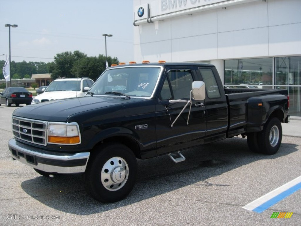 1997 ford f350 extended cab dually