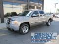 Steel Gray Metallic 2008 GMC Sierra 1500 Gallery