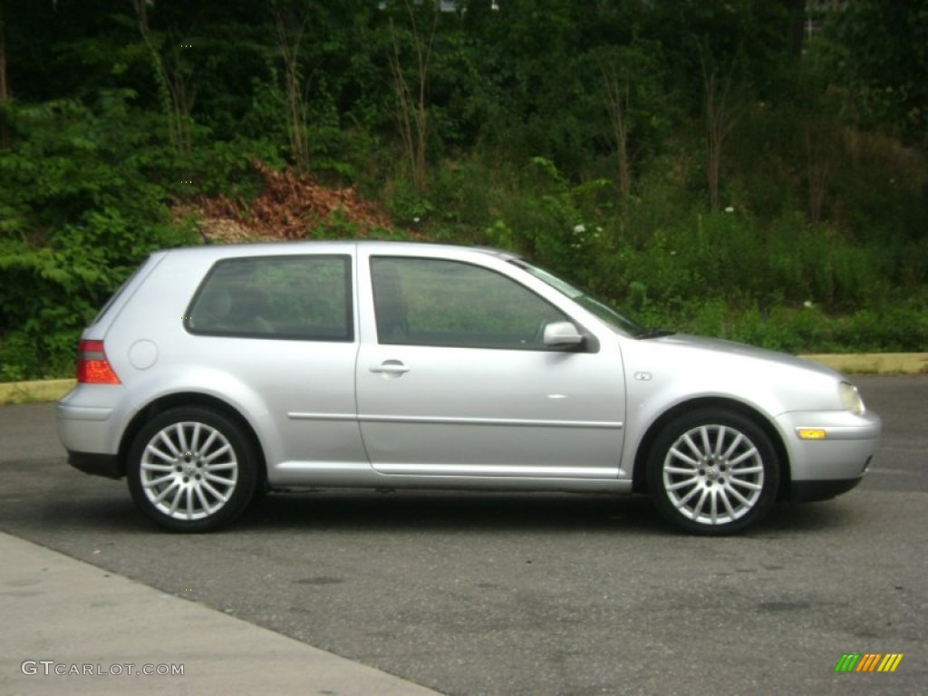 silverstone grey 2004 volkswagen gti vr6 exterior photo. Black Bedroom Furniture Sets. Home Design Ideas