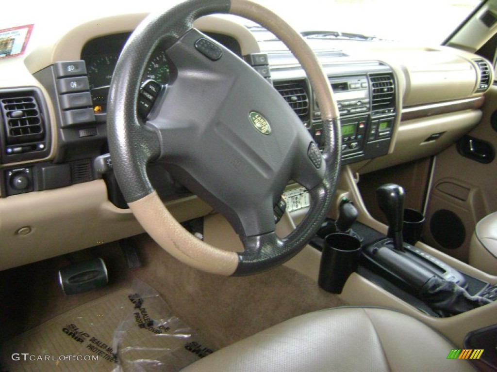 2001 Land Rover Discovery Se7 Interior Photos