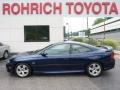 Midnight Blue Metallic 2005 Pontiac GTO Coupe