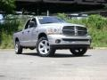 2006 Bright Silver Metallic Dodge Ram 1500 ST Quad Cab 4x4  photo #29