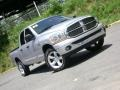 2006 Bright Silver Metallic Dodge Ram 1500 ST Quad Cab 4x4  photo #30