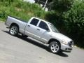 2006 Bright Silver Metallic Dodge Ram 1500 ST Quad Cab 4x4  photo #31