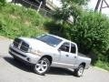 2006 Bright Silver Metallic Dodge Ram 1500 ST Quad Cab 4x4  photo #33