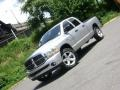 2006 Bright Silver Metallic Dodge Ram 1500 ST Quad Cab 4x4  photo #35