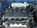 2000 Accent L Coupe 1.5 Liter SOHC 12-Valve 4 Cylinder Engine
