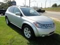 2007 Brilliant Silver Metallic Nissan Murano SL AWD  photo #4
