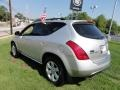 2007 Brilliant Silver Metallic Nissan Murano SL AWD  photo #10