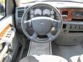 2006 Mineral Gray Metallic Dodge Ram 1500 SLT Quad Cab  photo #23