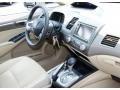 Ivory Dashboard Photo for 2007 Honda Civic #51552465