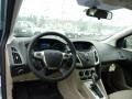 2012 Frosted Glass Metallic Ford Focus SE 5-Door  photo #10