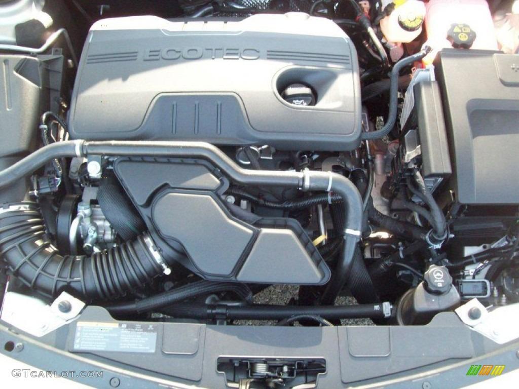 2011 Buick Regal Cxl 2 4 Liter Sidi Dohc 16 Valve Vvt