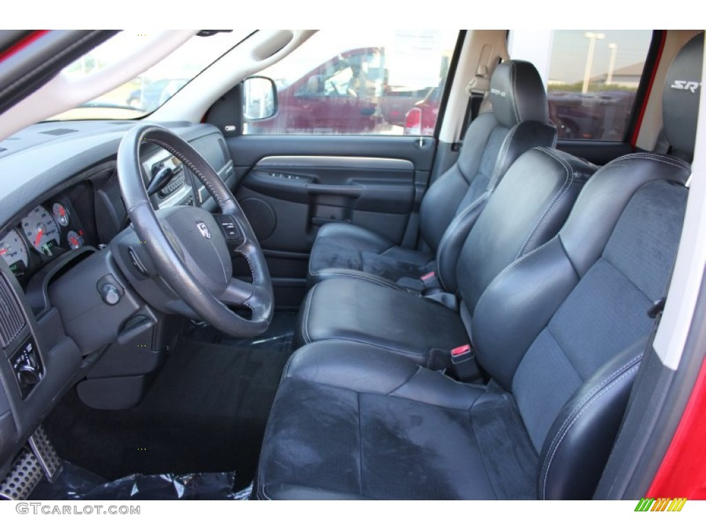 2005 dodge ram 1500 srt 10 quad cab interior photo 51556845. Black Bedroom Furniture Sets. Home Design Ideas